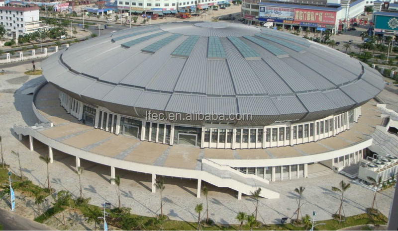 Buy Precise Steel Roof Cover Structure Space Frame