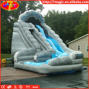 Wild Rapids Inflatable Water Slide for Sale