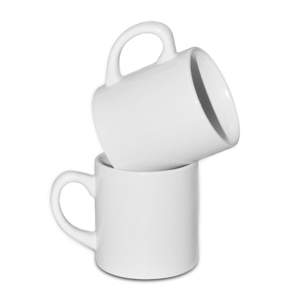 Small Size White Blank Porcelain
