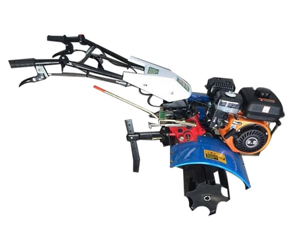 Professional Agricultural Machinery 4KW Gasoline Field Cultivator Use Tillage Machinery