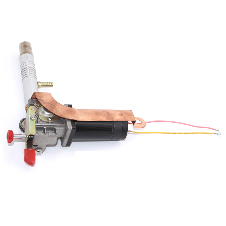 MIG welder 3Meters Spool Gun Push Pull Feeder Aluminum copper or stainless steel DC 24V Motor Wire 0.6-1.2mm Welding Torch