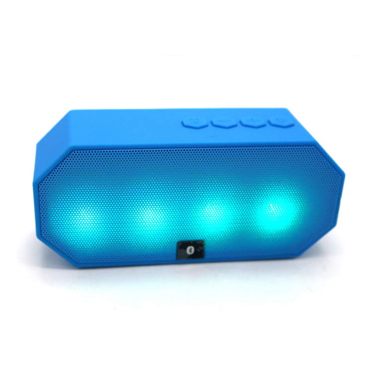 Small Music Boxes LED Disco Speaker wireless
