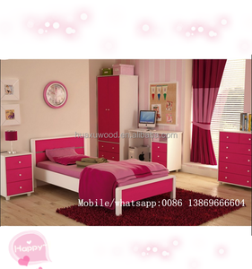 Exceptionnel Fancy Children Furniture Pink Bedroom Furniture Sets For Girls