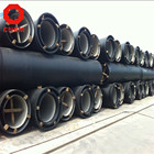 Chine Fabricant 150mm 900mm tuyau en fonte ductile