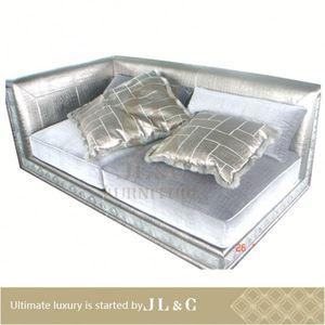 JS14-21 Latest design 2 seats classic car sofa from china supplier-JL&C Furniture