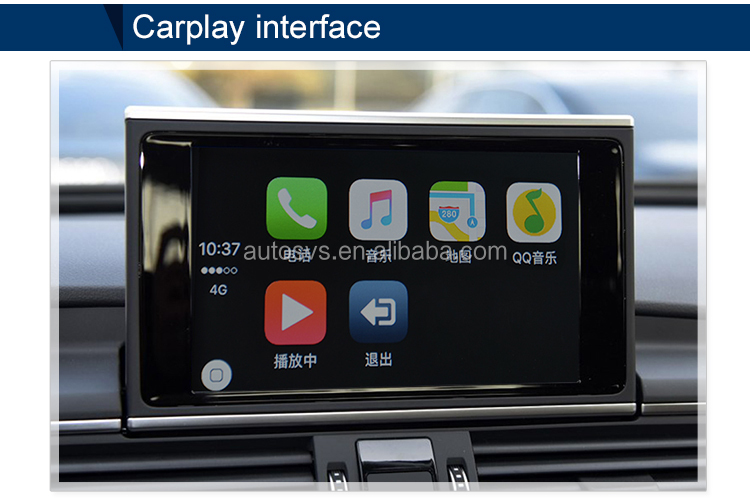 2018 Smart Auto Unichip Carplay iOS 11 Adattatore Per Mercedes w205