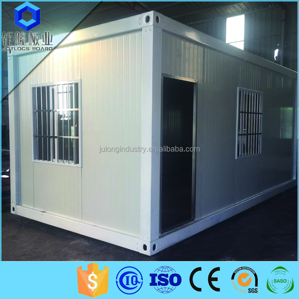 Low cost Container prefab house portable