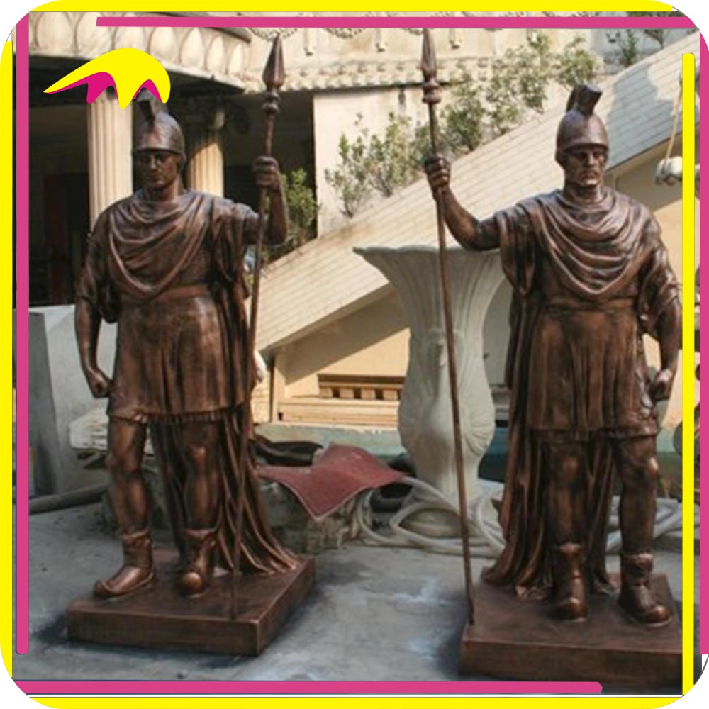 KANO7890 Amusement Park High Quality Life-Size Handmade Statue For Sale Roman