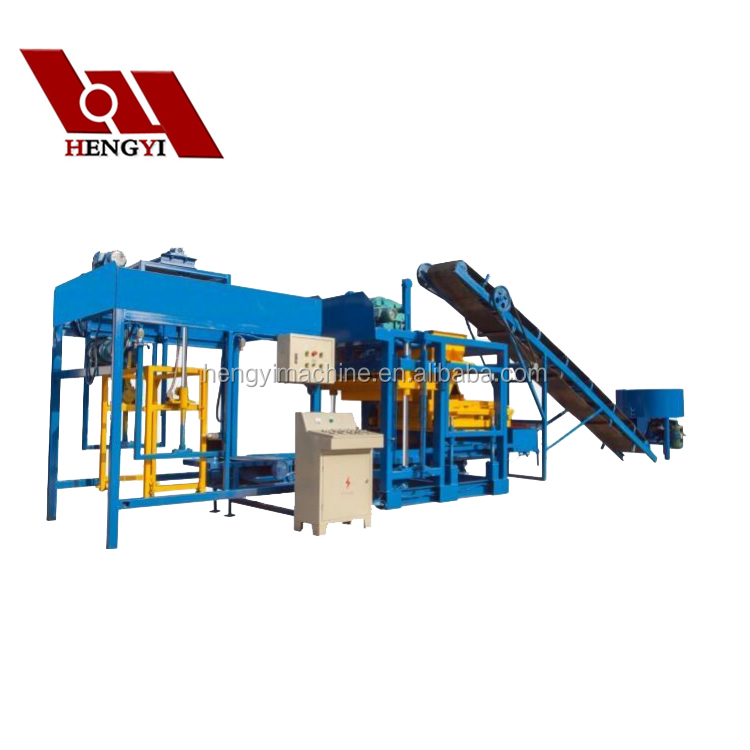 QT4-22/Hot sale block making machine in zambia/Factory price automatic block makin/egg laying block making machine price