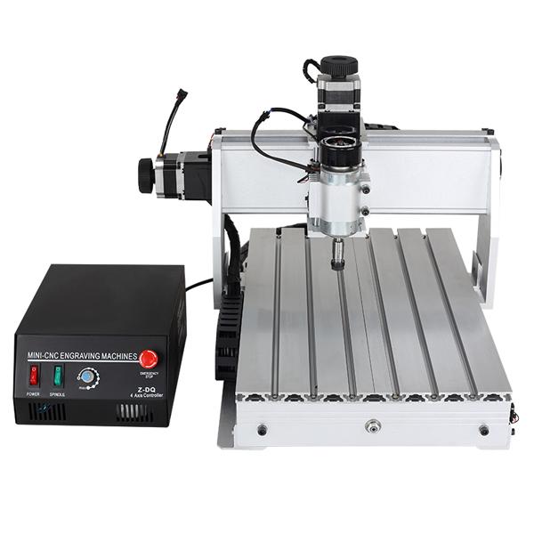 Usb Homemade 4 Axis 3040z Dq Cnc Machine Buy Homemade 4