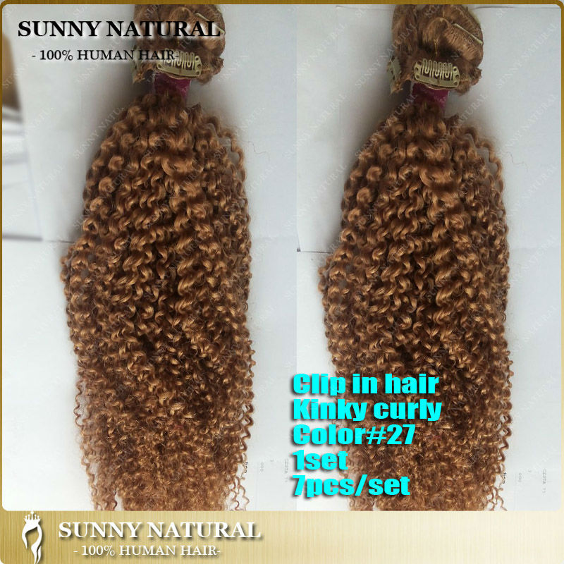 27 honey blonde afro kinky curly clip in hair extensions for black 27 honey blonde afro kinky curly clip in hair extensions for black women very kinky pmusecretfo Gallery