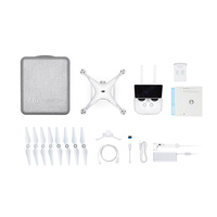 Wholesale Price Original DJI Phantom 4 Pro+ Quadcopter Drone With 3-Axis Gimbal