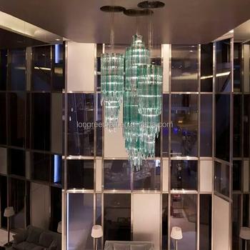 De Y Lámpara Arte El Colgante Lámparas Del Candelabros Buy Diseño Para Decoración Vidrio Gota Moderno Vestíbulo Colgantes Moderna Techo Hotel Araña tQshdrC