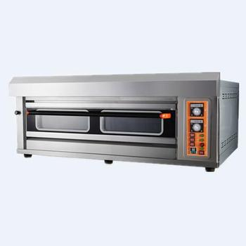 Real commercial baking oven machine manufacturer large customized 1 real commercial baking oven machine manufacturer large customized 1 deck 4 trays used cakes bakery gas publicscrutiny Choice Image