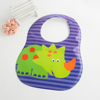 High quality eco friendly PEVA baby bibs