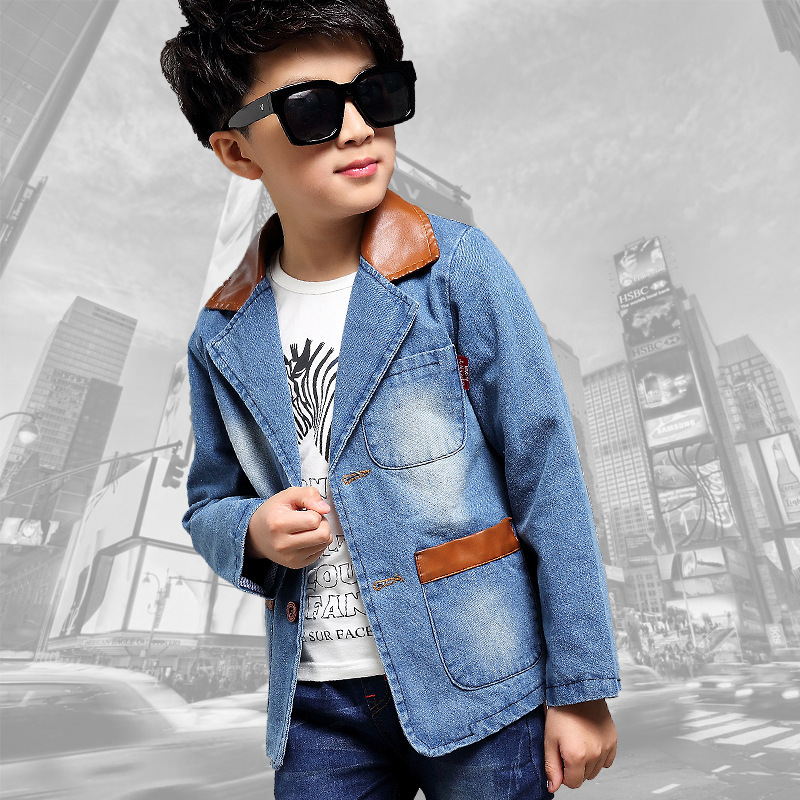 e961e1d846bb Detail Feedback Questions about boys blazer 2015 Spring And Autumn ...