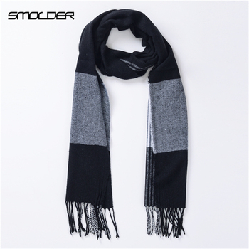 2021a8854 Wholesale personalized cashmere feel custom cotton silk winter scarf  polyester