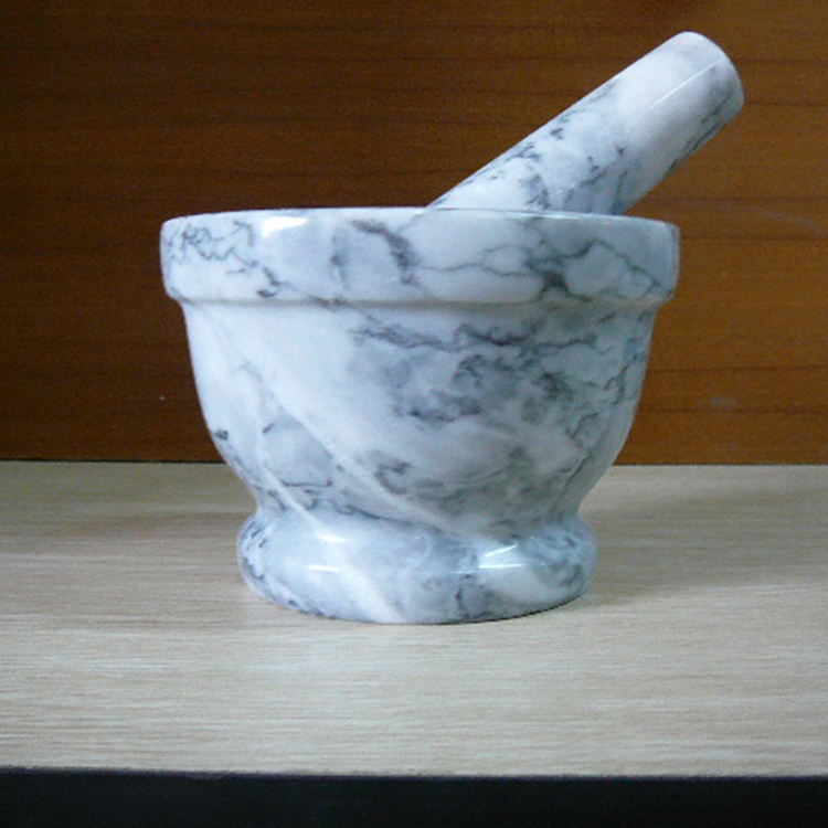 Well Priced Solid Granite Mortar And Pestle Custom Soap Stone