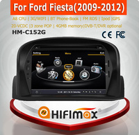 Hifimax radio cd mp3 for ford fiesta/car radio dvd for ford fiesta 2012