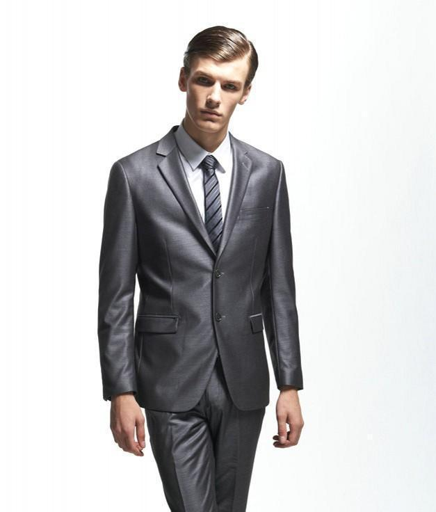 Cheap Mens Grey Suits Slim Fit, find Mens Grey Suits Slim Fit ...