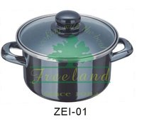Enamelled Carbon Steel Cookware