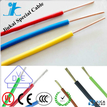 70mm Single Core Cable Wire 60227 Iec 01 Bv Soild Wire For General ...