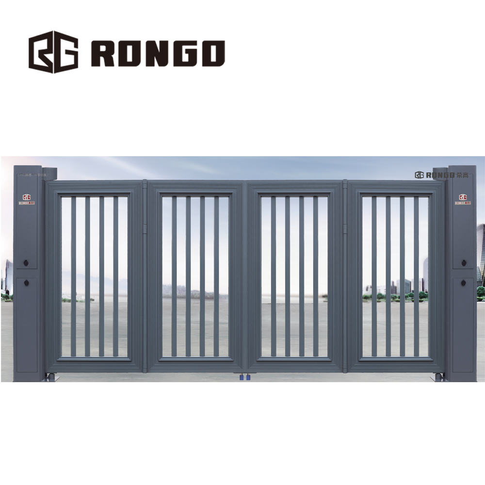 Different Automatic Modern Steel Gate Design In The ...