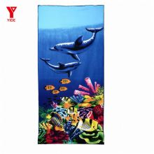 Manufacturer Cheap Cut Pile 100% Cotton Yarn Dyed Thickness And Softness Beach Towel