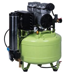 Europe Air Compressor Dental Use With Air Dryer Greeloy GA-81Y