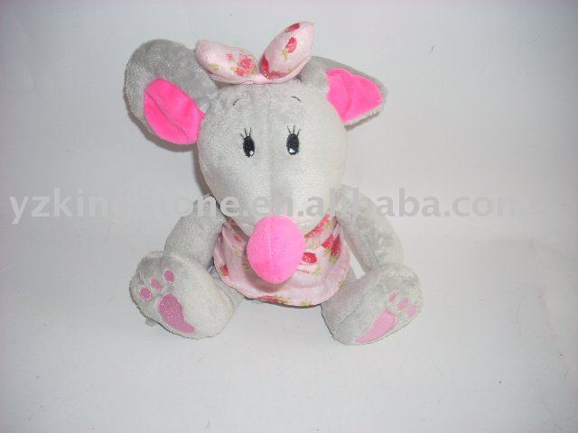 Wholesale plush and stuffed toy smart mouse