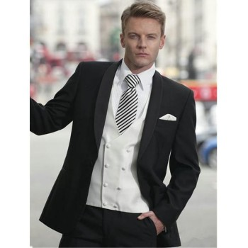 Designer Formal Mens Wearing Customized Groom Wedding Tuxedos Jacketpantsvest