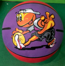 Rubber colorful basketball 7#,all sizes basketballs,Sports ball