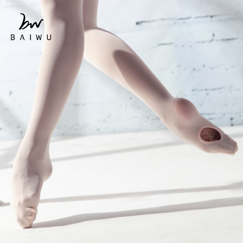 116130009 Ballet Pantyhose Convertible Dance Tights фото