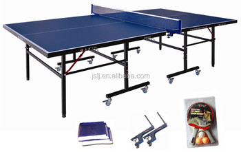 16mm Table Tennis Table, Used Ping Pong Table For Sale,Folding Table Leg  Ping