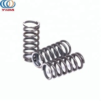 Supply Spiral Zinc plated Compression Coil Spring