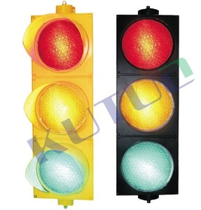 300mm red yellow green high power led traffic signal lights圖片