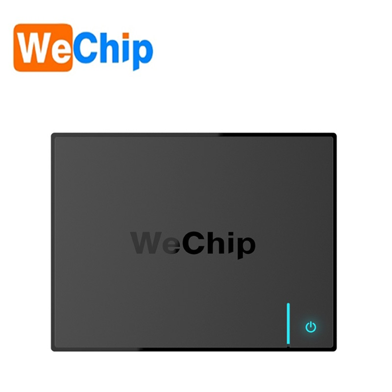 Wholesale Android 7.1 TV Box wechip v7 3GB 32GB Amlogic S912 Octa Core Digital Cable Tv Set Top Box