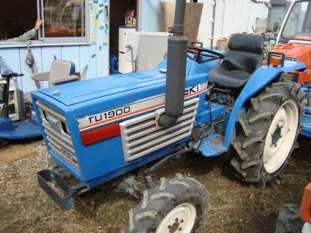 Iseki Tu1900 Used Compact Tractor - Buy Iseki Used Compact Tractors,Iseki  Used Mini Tractors,Iseki Used Small Tractors Product on Alibaba com