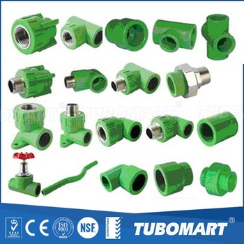 Factory Price Ppr Pipe Fitting With Good Quality Korean Raw Material