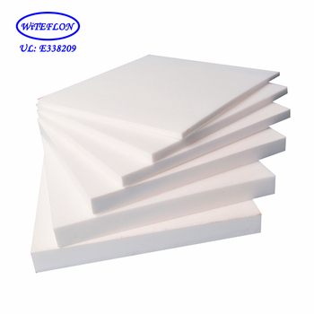 hot sale high quality teflon sheets made in guangdong ptfe products