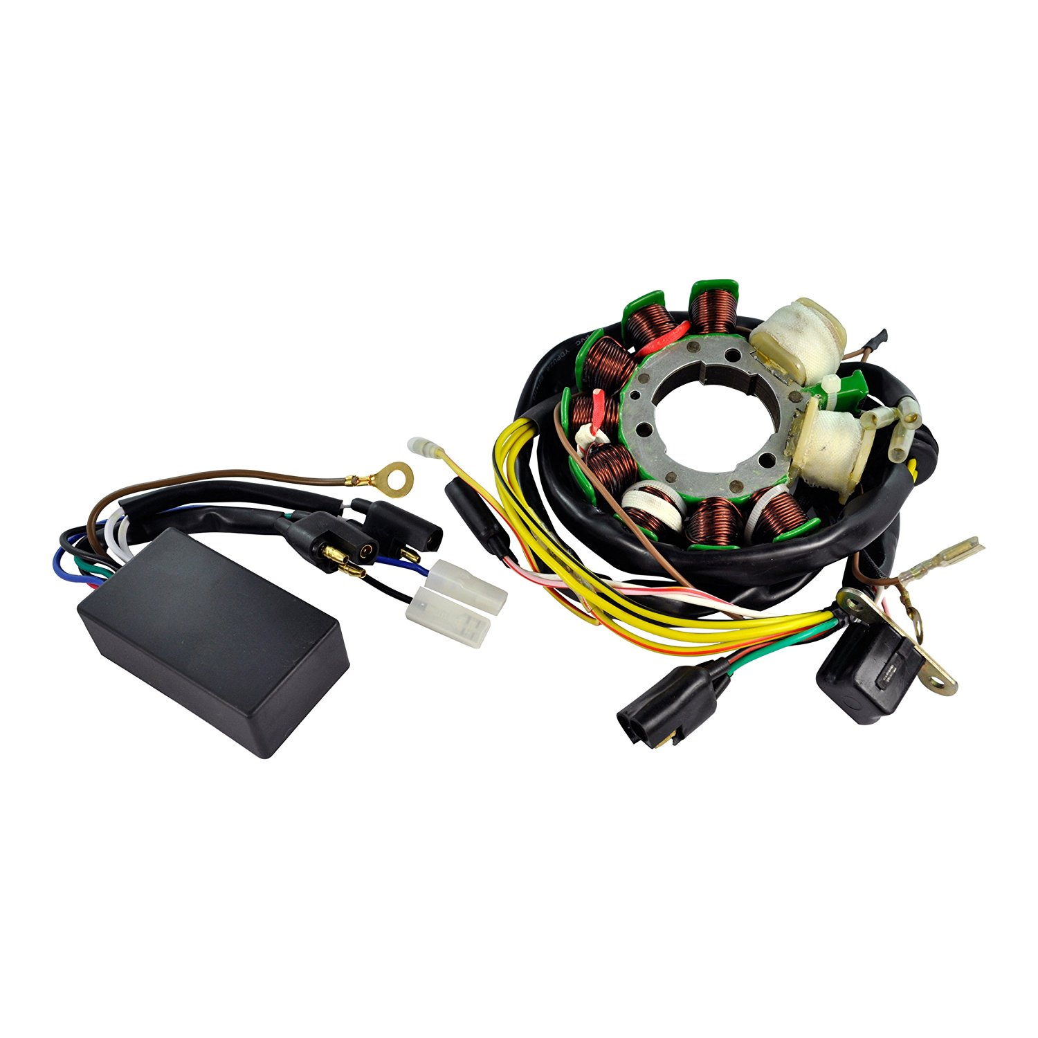Cheap Mpp 335 400 Find Deals On Line At Alibabacom 1995 Polaris Sportsman Wiring Schematic Get Quotations Stator And Cdi Box Atv 2002 Magnum 425