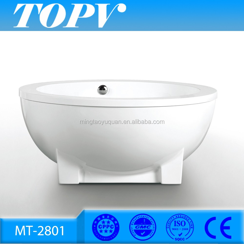 China cheap 1500mm hydrotherapy round freestanding outdoor dutch tub with heater controller for 2 persons hot tub MT-2801
