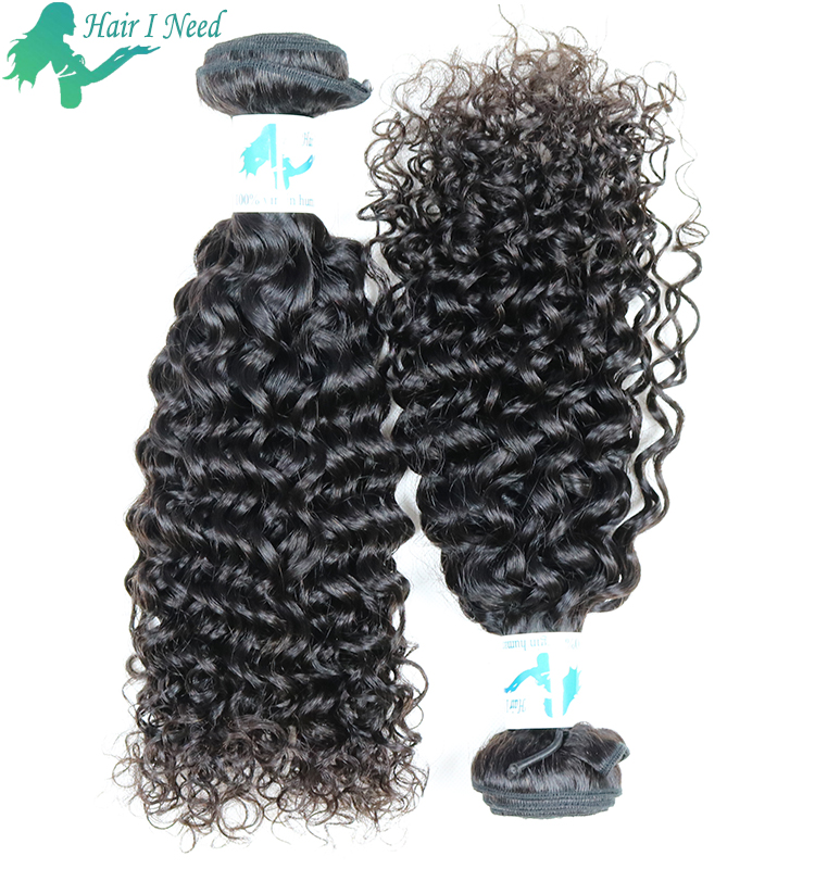 10a Virgin fashion 20 inch afro kinky curly Indian remy hair extension