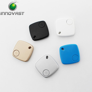 Smart Tag Wireless Bluetooth Tracker Child Bag Wallet Key Finder GPS Locator Tag Anti Lost Alarm Tracker