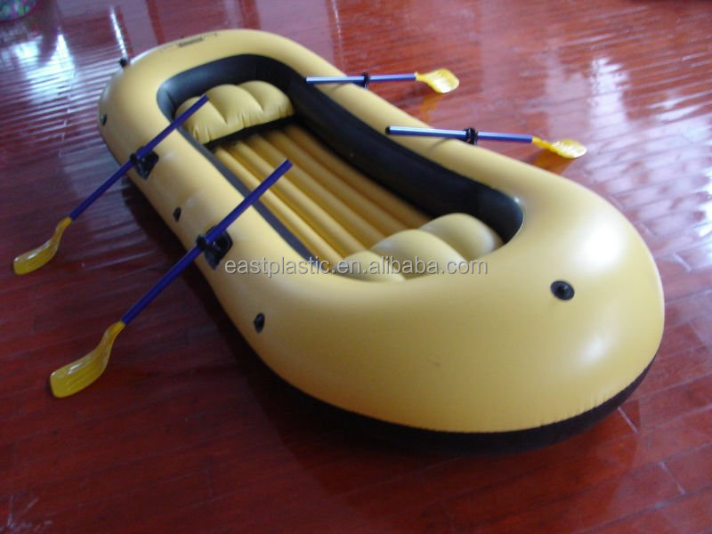 Factory Inflatable Water Banana <strong>Boat</strong> For Sale