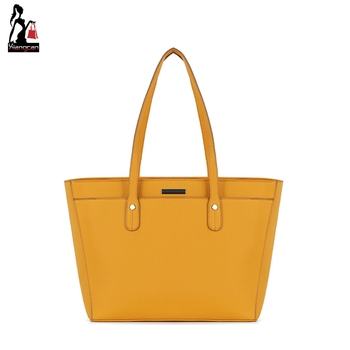 2878ae6ec99 2018 New Fashion Yellow Women Ladies Handbag Shoulder Cheap Wholesale  Handbags From China - Buy Ladies Handbag,Cheap Wholesale Handbags From ...