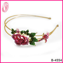 Hot Selling Colorful Rhinestone Lady Headband