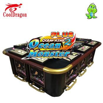 Ocean King 3 Fish Game Arcade Processing Table Parts Fish Gambling Machine  Video Game Machines - Buy Ocean King 3,Fish Gambling Machine,Video Game