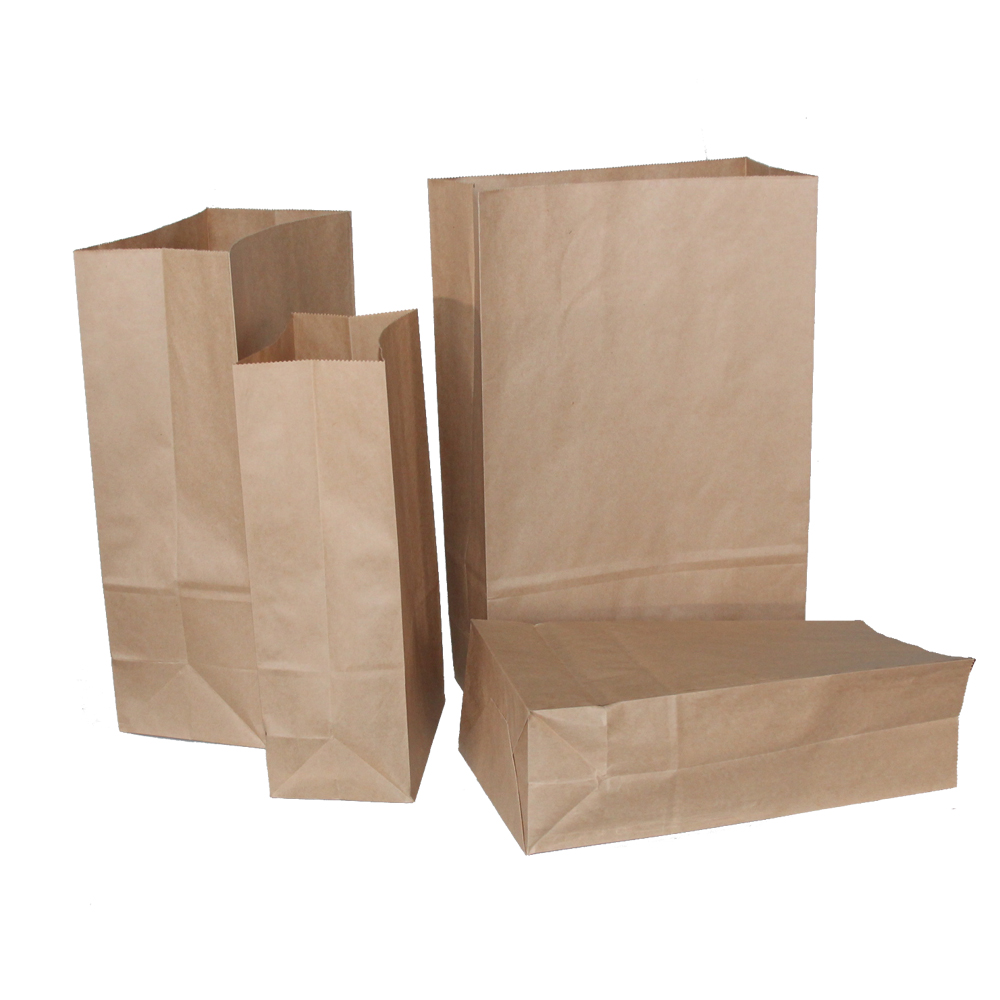 Professional oil proof ribbon handle gift paper bag specification