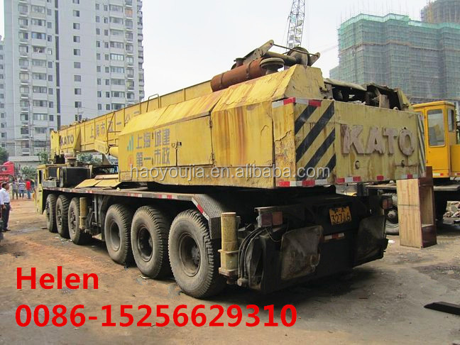 manual but well function kato 80 tons crane for sale in cheap price rh alibaba com Electric Pickup Truck Crane Pickup Truck Crane Boom